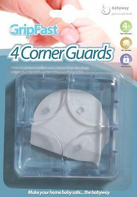 Gripfast Table Corner Baby Safety Guards