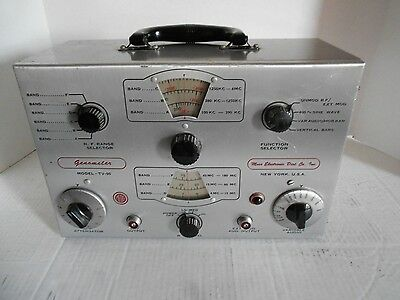 Vintage Superior Instruments Co. Genometer Model TV-50-A -Working