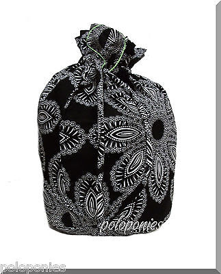 VERA BRADLEY Ditty Bag - Blanco Bouquet Pattern NWT
