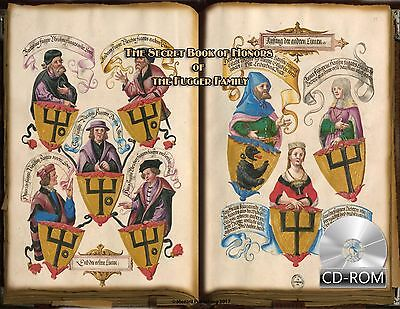 Das Geheime Ehrenbuch der Fugger-The Secret Book of Honors of the Fugger Family