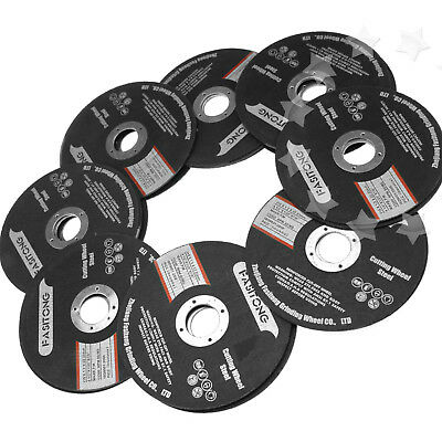 Angle Grinder Cutting Discs 20 Pieces Cutting Wheel Steel 115mm x 1mm x 22.2mm