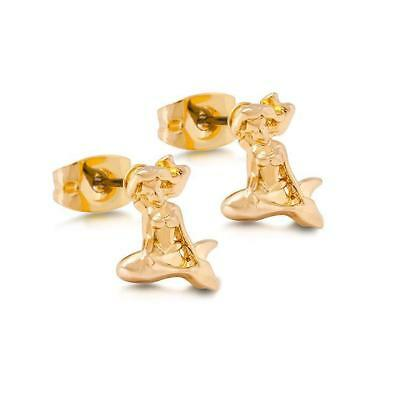 Disney Couture The Little Mermaid Ariel Stud Earrings OFFICIAL
