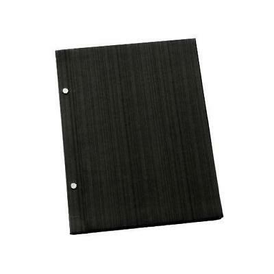Grange Line Menu Cover, A4 w 10 Pockets, Restaurant / Wine List / Menus
