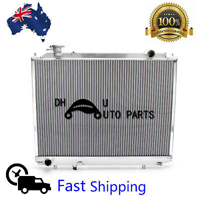 Mazda Bravo Ford Courier Radiator PD PE PG PH 96-06 Ranger 06-11 Full Aluminum