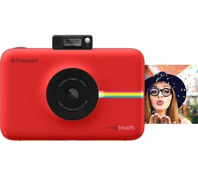 POLAROID Snap Touch Digital Instant Camera - Red - Currys