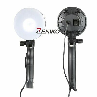 2017 LED Camera Video Studio Photo Shoot Camera Lampe Soft Continuous Light