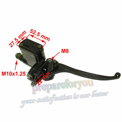 "7/8"" Right Front Brake Master Cylinder For GY6 50cc-250cc Scooter Moped ATV Quad"