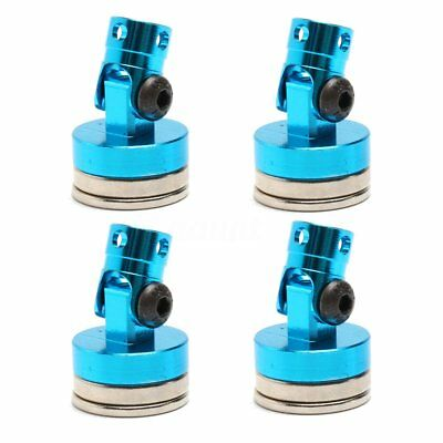 Upgrade Magnetic Stealth Invisible Body Post Mount for 1/10 RC Car Set of 4 Pcs