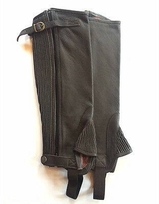 Toggi Wisconsin Leather Wisconsin Leather Riding Chaps