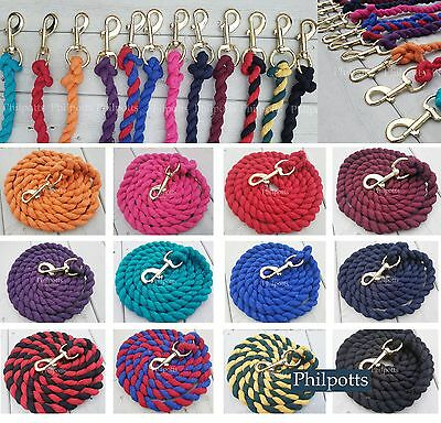 Lead Rope, Lead Rope Horse, Pony, Dog, Donkey. Trigger Hook BUY 2+ SAVE 5%