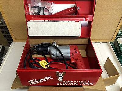New Milwaukee 5397 Hammer Drill Kit in Steel Case *Discontinued*