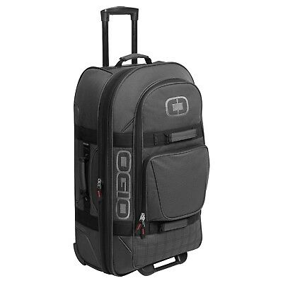Ogio Terminal Travel/Luggage Case (Roller) for Travel Essential - Black
