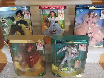 Wizard of Oz barbies - Collector Edition - NRFB - Special edition Dorothy 5 doll