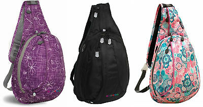 J World New Yorld Stacy Sling Backpack, All Colors Available