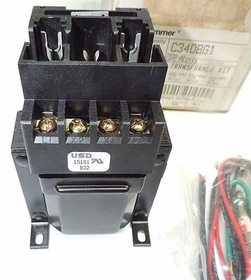 CUTLER HAMMER C340-BG1 NEW Series A1, 95W, IN: 220 to 480, Out: 110  to 120VAC