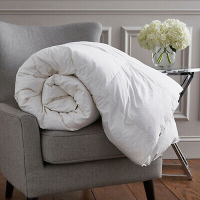 New Luxury White Goose Feather & Down Duvet Quilt - 13.5 & 15 Tog & All Sizes