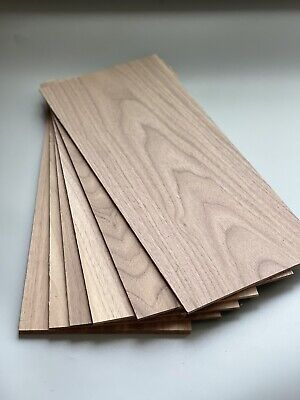 1 × Solid American Black Walnut wood Sheets 4mm or 6mm