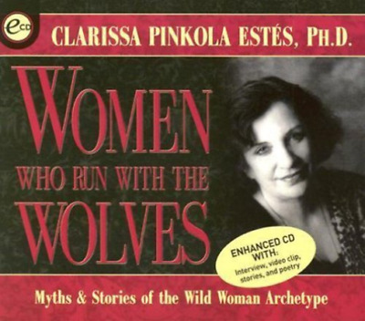 Estes, Clarissa Pinkola-Women Who Run With The Wolves  (US IMPORT)  CD NEW