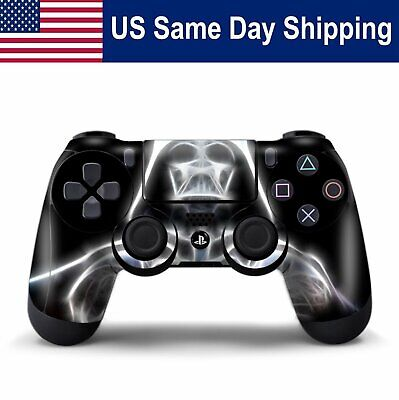 Gamepad Protective Decal Sticker Skin for Playstation PS4 Wireless Controller