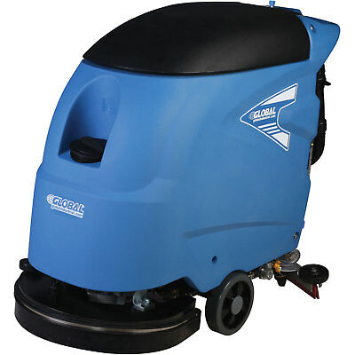 "20"" Electric Auto Floor Scrubber, Corded"