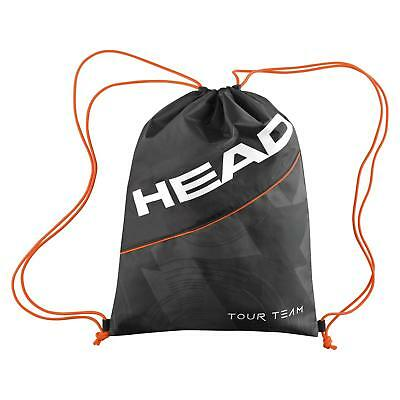 Head Tour Team Tennis Shoe Sack Black & White
