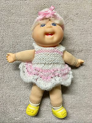 Cute Mattel 1996 Mini Cabbage Patch Doll.