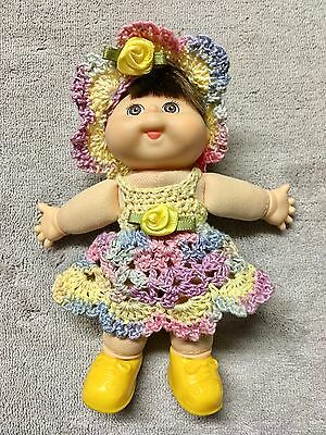 Cute Mattel 1995 Mini Cabbage Patch Doll.