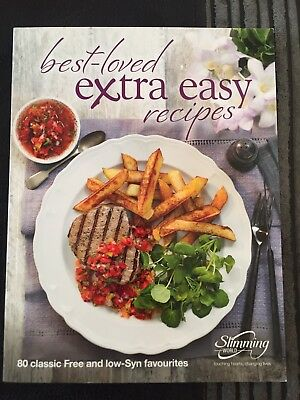 Slimming Worlds Best Loved Extra Easy Recipes