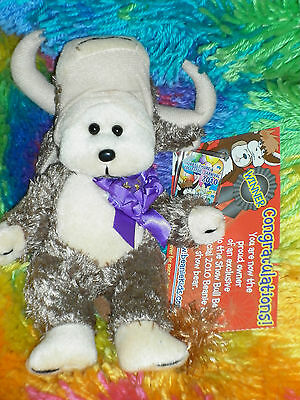 Beanie Kids Horatio Show Bear 2010 Hobby Leisure Collectors Carnival