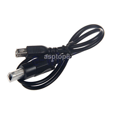 Black USB Adapter Cable Converter Cord for Microsoft XBOX Controller to PC