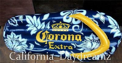 CORONA EXTRA BEER FLIP FLOP INFLATABLE BLOW UP BAR SIGN POOL Party Decor 32""