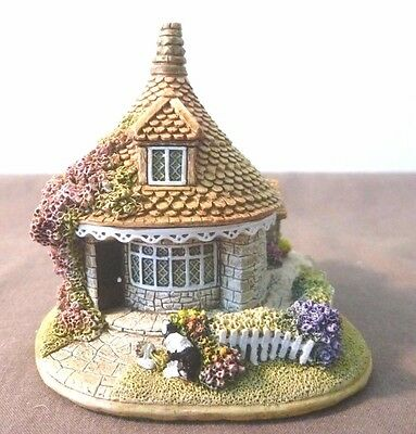 """Lilliput lane house """"With Thanks"""" #12276, with 'Deed'."""