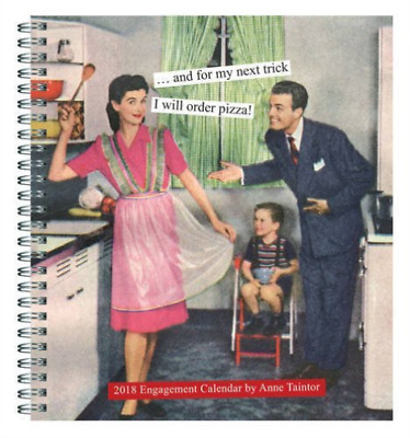 Taintor Anne-Anne Taintor 2018 Calendar  (US IMPORT)  ACC NEW