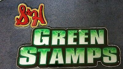 Bally S&H Green Stamps Casino Sign