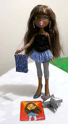 BRATZ: BIRTHDAY BASH - SASHA - VGC - All Accessories, FREE POSTAGE