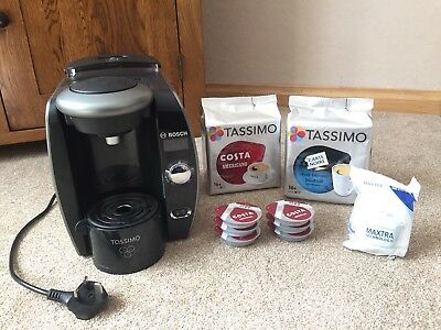 Bosch Coffee Maker Cartridges : Bosch Tassimo Fidelia ?10.00 - PicClick UK