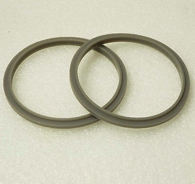 NEW 2X Replacement Gasket seal for Nutribullet Extractor Milling Cross Blade AU