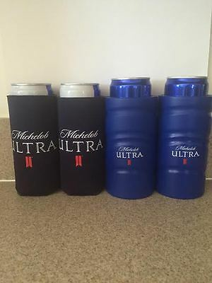 2+2 New Real Deal  Michelob Ultra SLIM CAN Golf Koozie Coozie Coolie  MIX