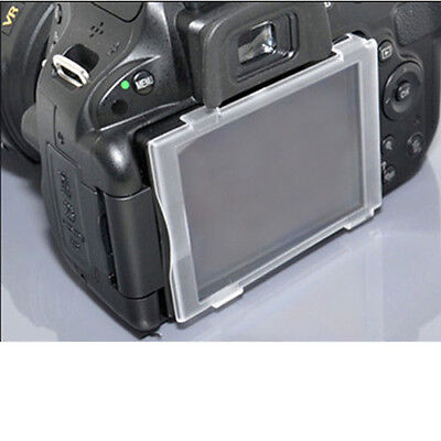 JJC Hard Plastic LCD Screen Protector Cover for Nikon D5000, LN-D5000 LCD COVER