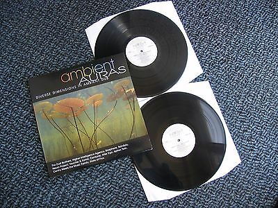 Ambient Auras - Ambient Dub compilation - feat. Aphex Twin, Bandulu, Alter Ego