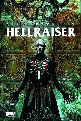 Clive Barker's Hellraiser Volume 1 Graphic Novel