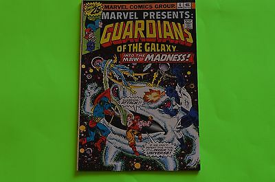 Marvel Presents #4 2nd Appearance Guardians of the Galaxy in own title! • $7.50