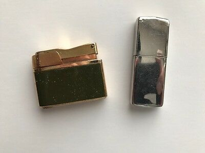 Nr Sale Of The Eclectic, The Rare, And The Awesome! 2 Vintage Lighters