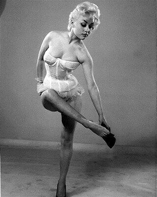 Barbara Windsor 8x10 Foto Wonderful Image 174954