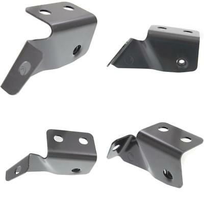 New Front Bumper Support Bracket For 14-15 Chevrolet Silverado LH Side 23103312