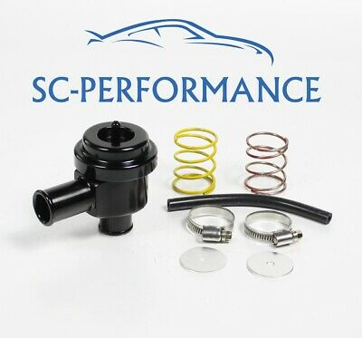 BLOW POP OFF Schubumluftventil ULV Black Series VW 1.8T 2.7T S3 GTI RS4 RS6