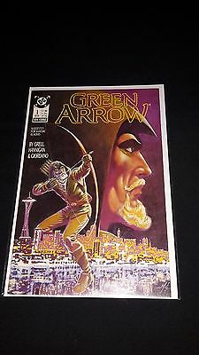 Green Arrow #1 - DC Comics - February 1988 - 1st Print