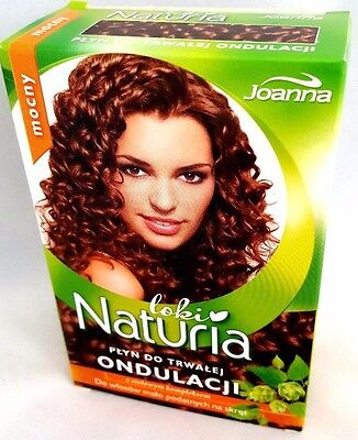 pl/Joanna Naturia Loki Perm Liquid/ Strong Curly Hair Effect Herbs Extract
