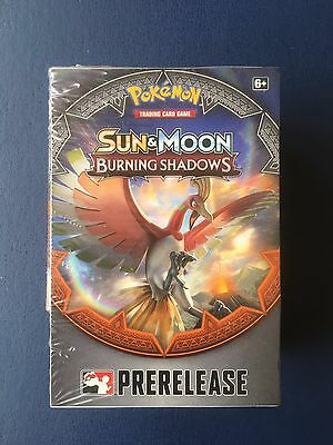 Sealed Pokemon Burning Shadows Pre Release Pack Pokemon BNIB