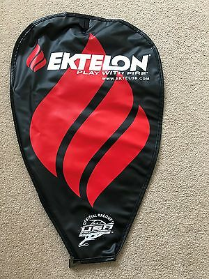 Ektelon Racquetball Head Cover Pvc   -Free P & P